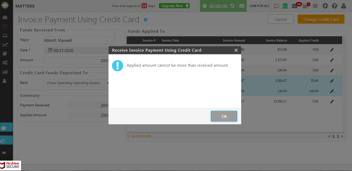 invoice-amount-cannot-exceed-error-credit-card-payment